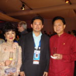 GWC CEO with Japanese Prime Minister Hatoyama and wife